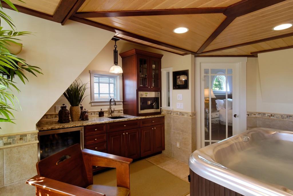 Arlington VA Renovation Master Suite