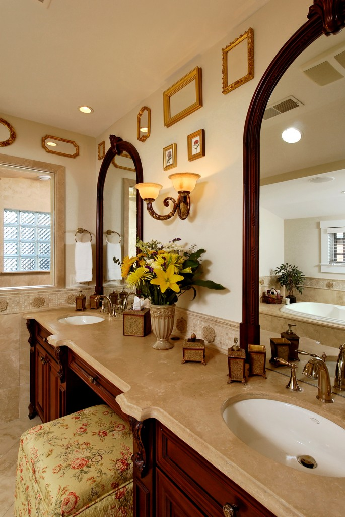 Arlington VA Renovation Master Bath