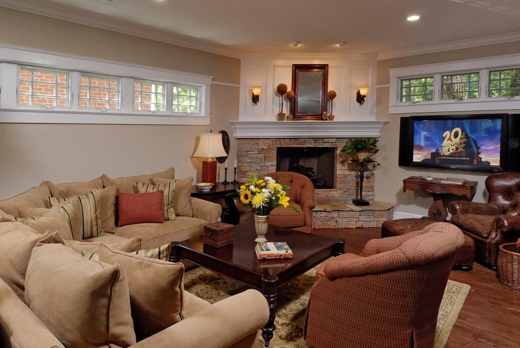 Arlington VA Family Room