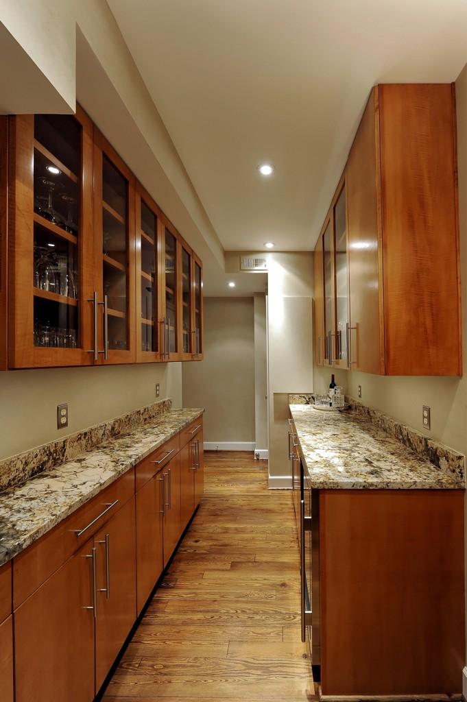 Washington DC Condo Kitchen Renovation