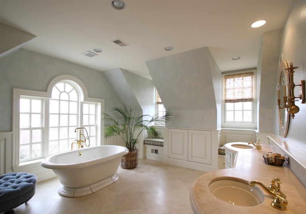Leesburg VA Renovation Master Bath