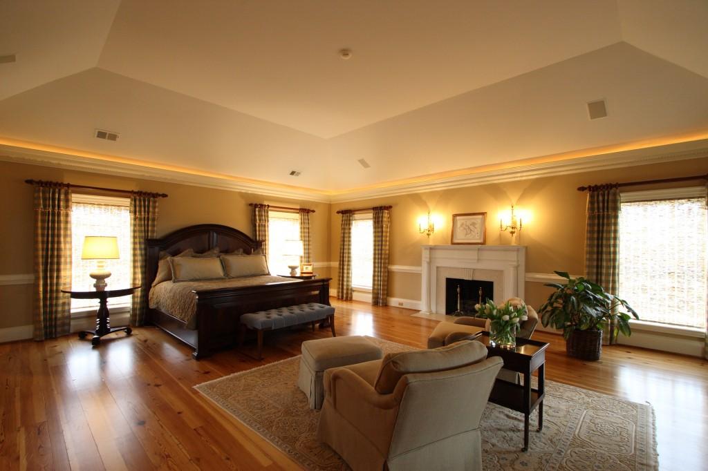 Leesburg VA Renovation Master Bedroom