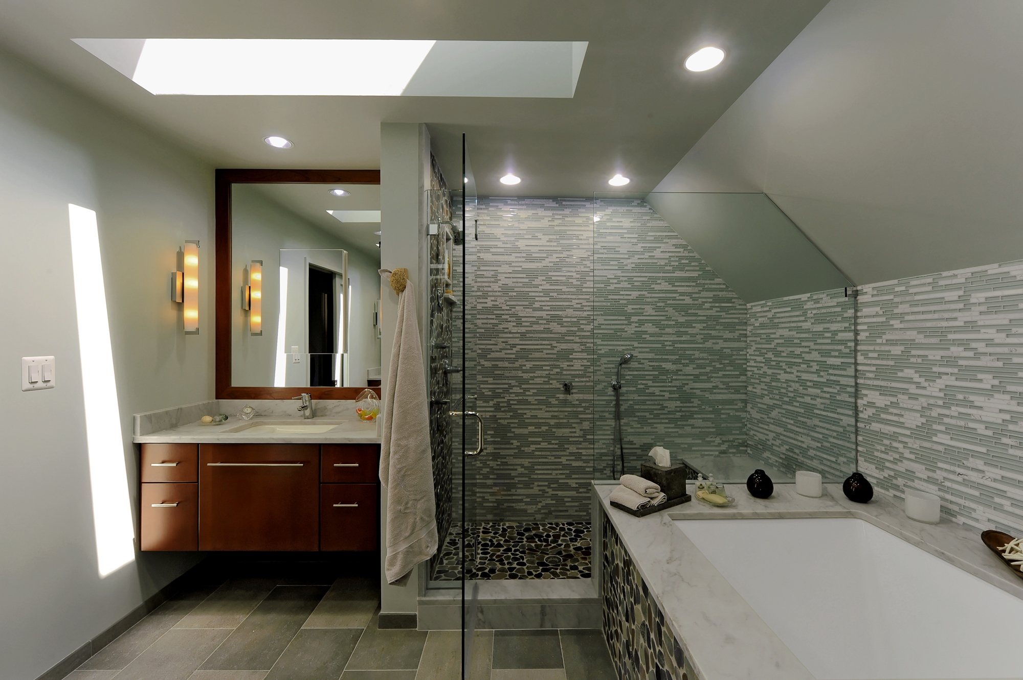 Master Baths Bathrooms Gallery Bowa