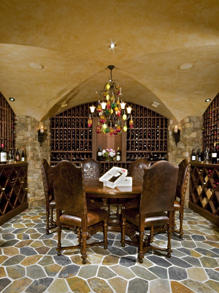 Potomac MD Wine Tasting Room