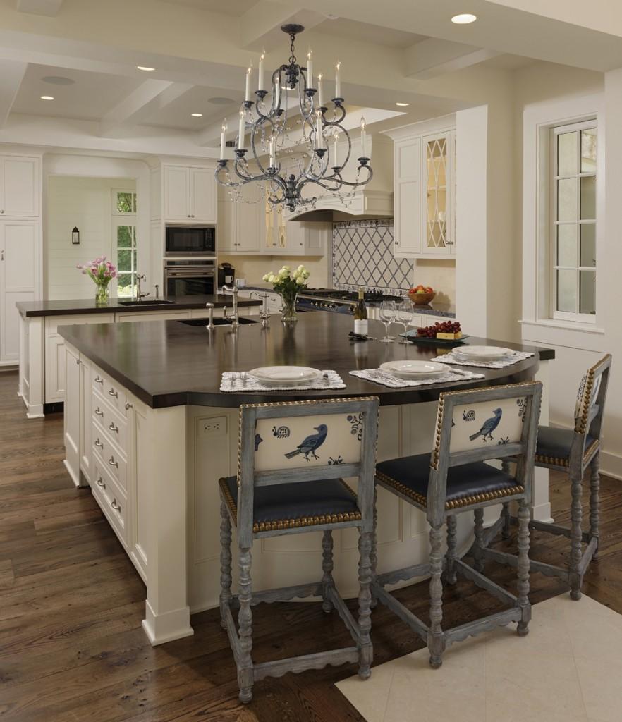 Great Falls VA Traditional Kitchen Renovation