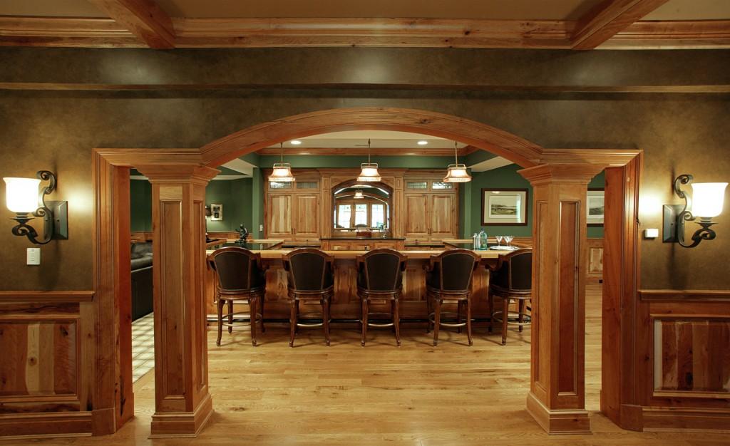 Great Falls VA Traditional Bar
