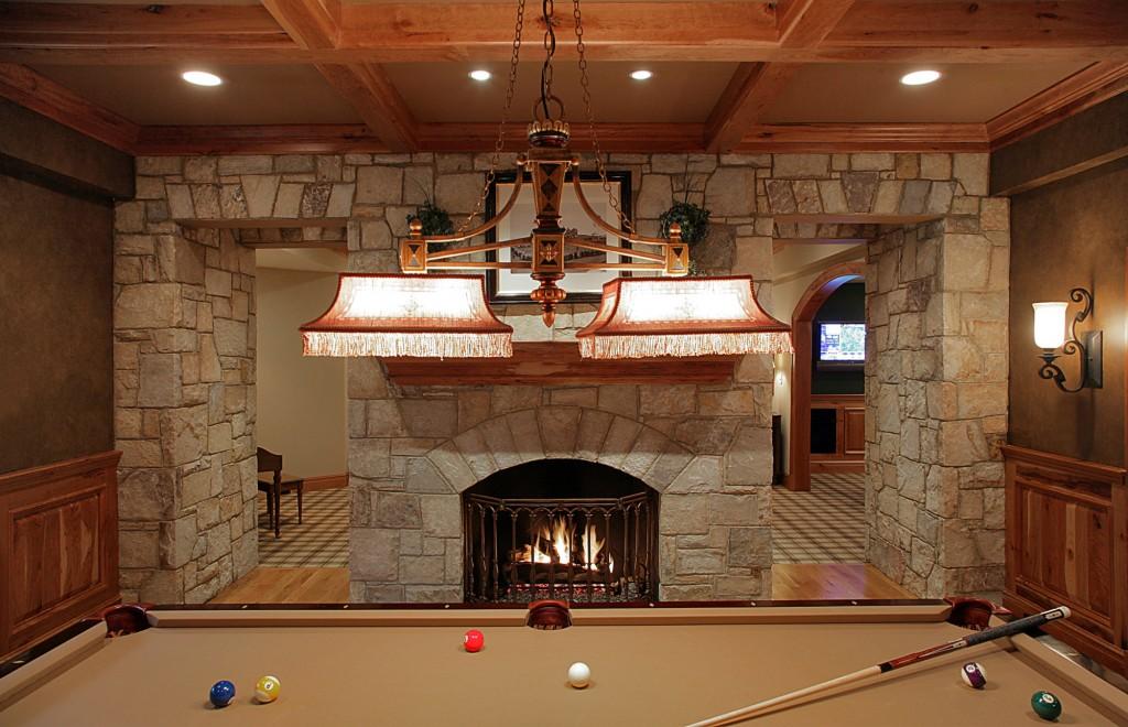 Great Falls VA Traditional Billiards