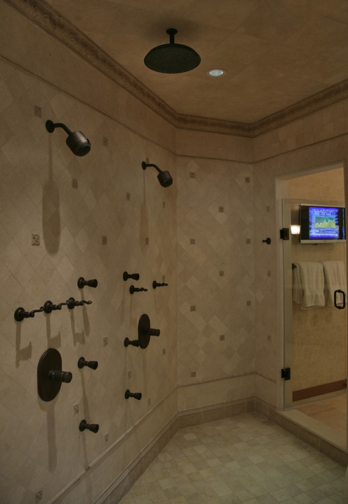 Great Falls VA Traditional Master Bath