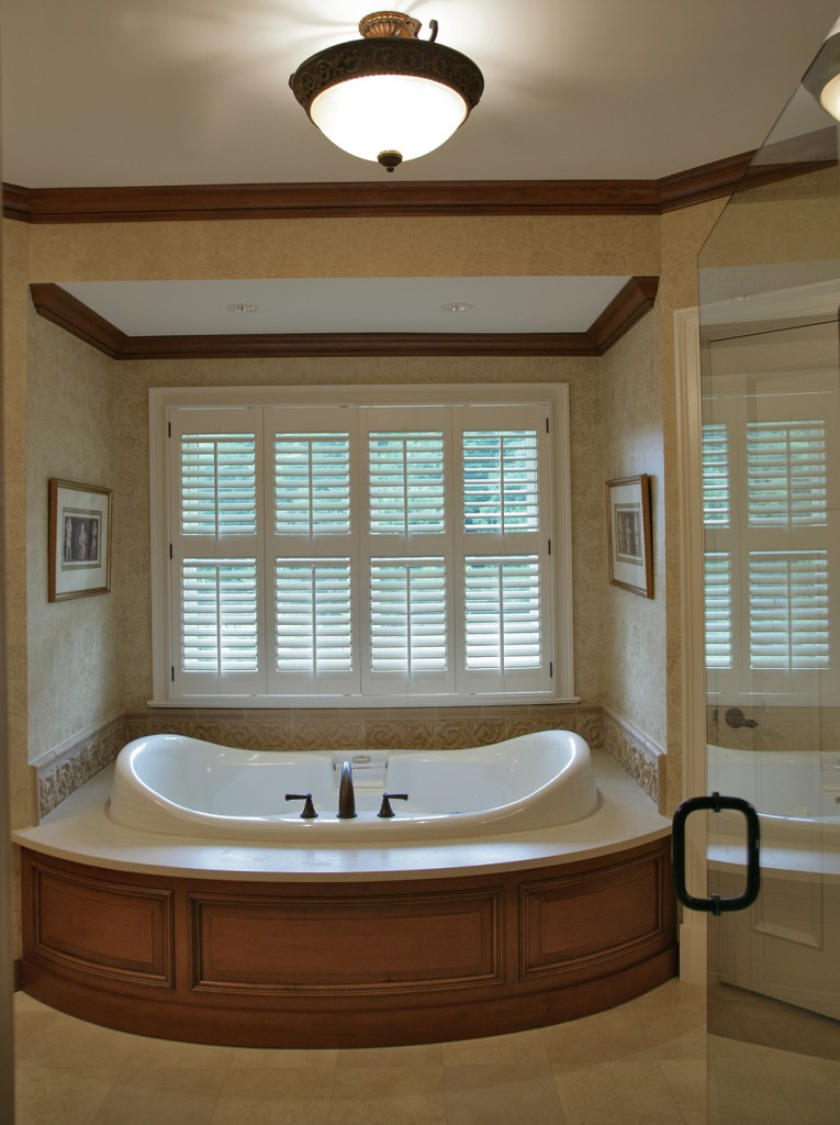 Great Falls VA Traditional Master Bath