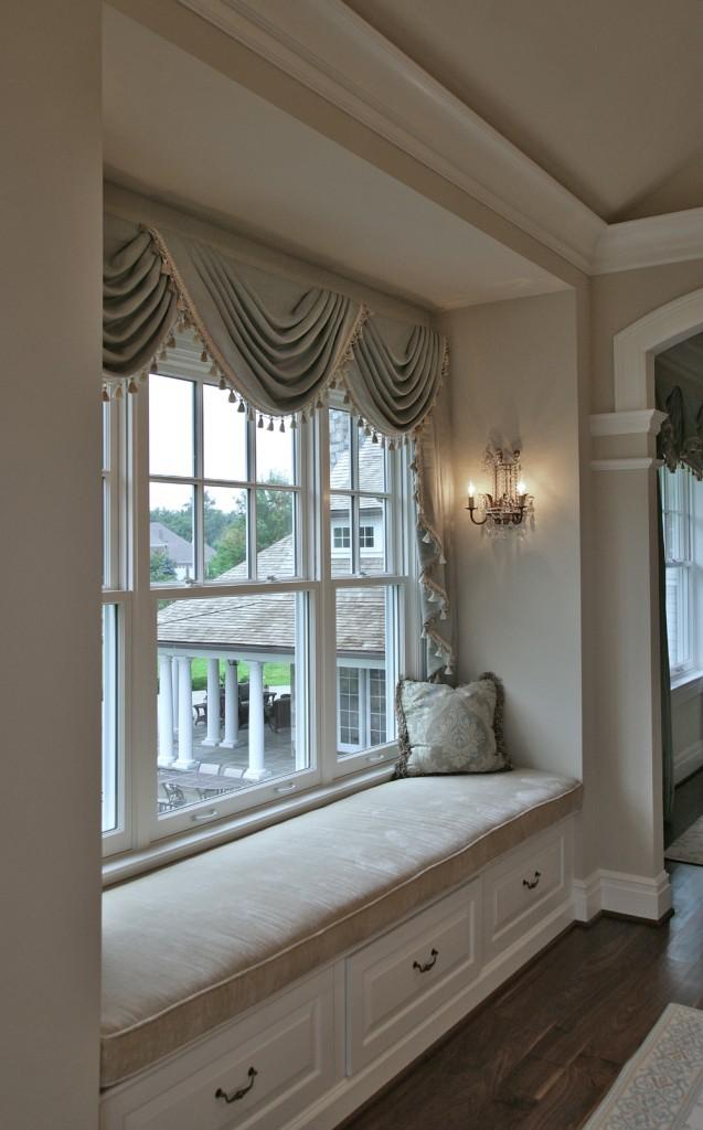 Great Falls VA Traditional Master Suite