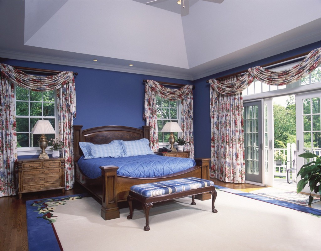 Vienna VA Traditional Country Master Suite