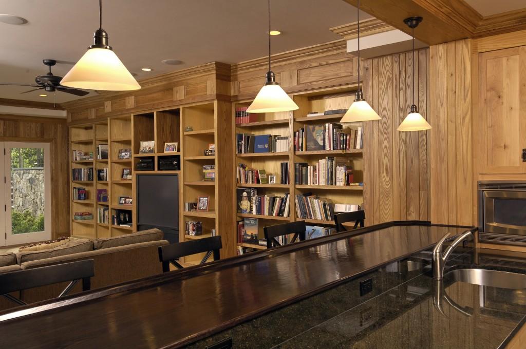 Arlington VA Lower Level Bar