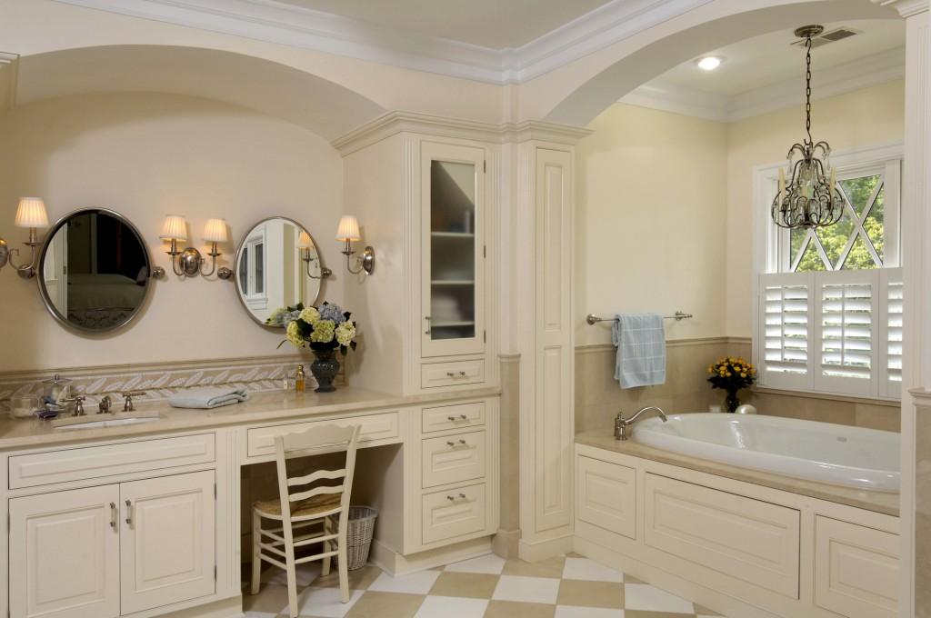 Arlington VA Master Bathroom