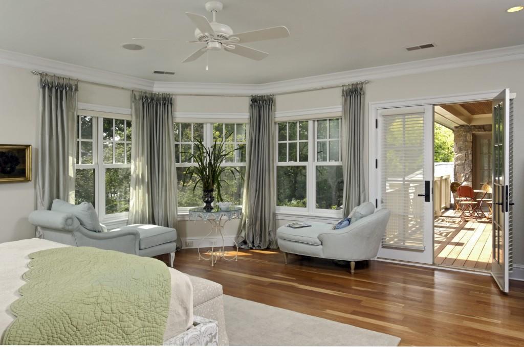 Arlington VA Traditional Master Suite Bedroom