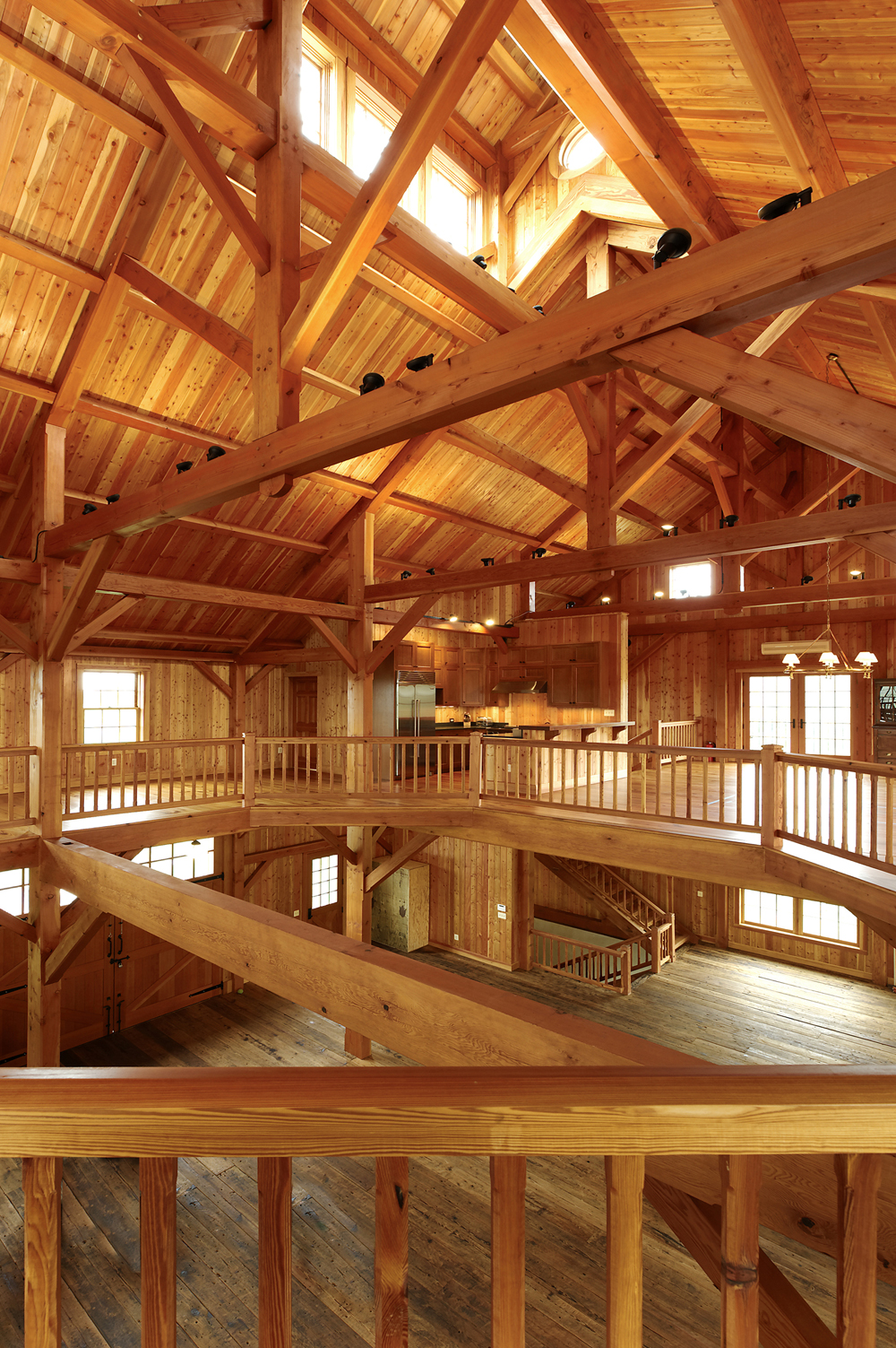 Timber Frame Garage >> Garages Photo Gallery | BOWA | Design Build Renovations