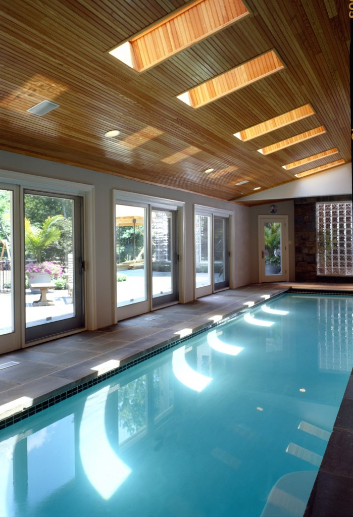 McLean VA Indoor Pool