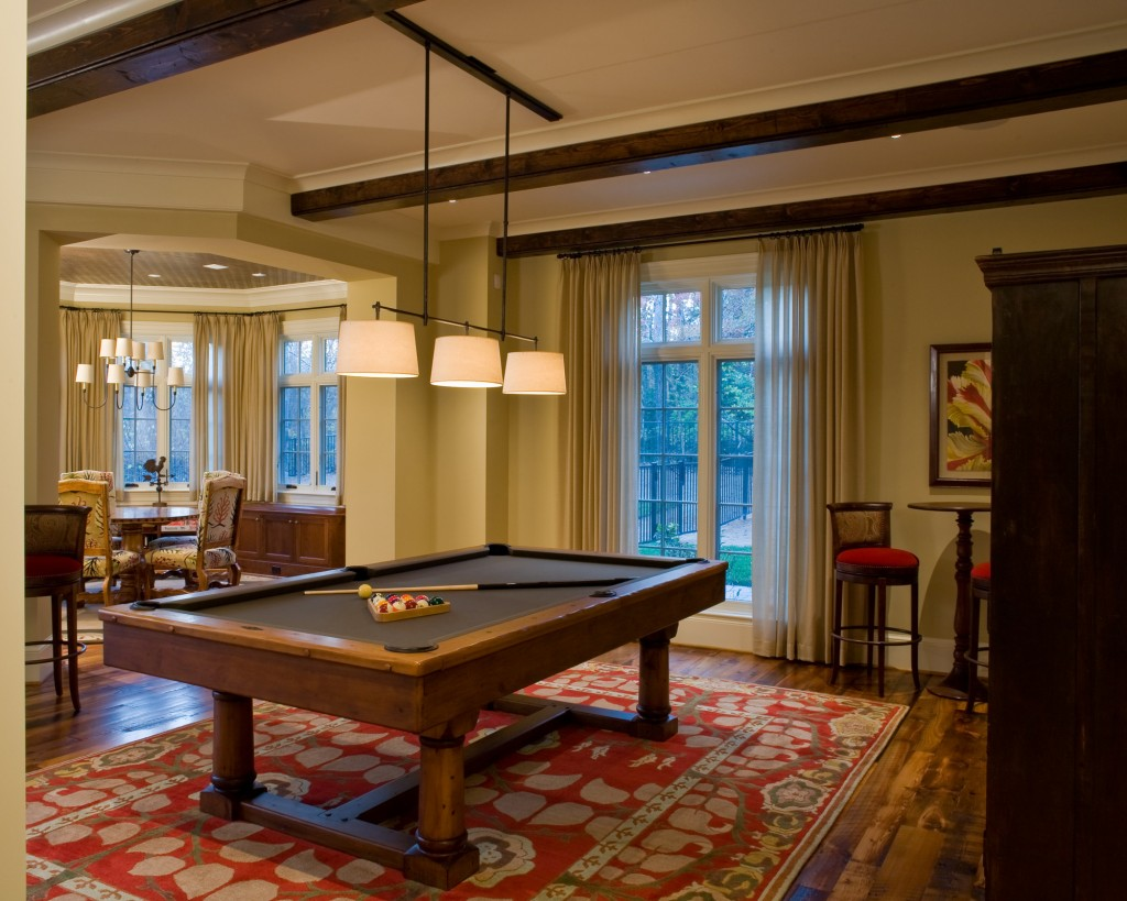 Vienna VA Billiard Room
