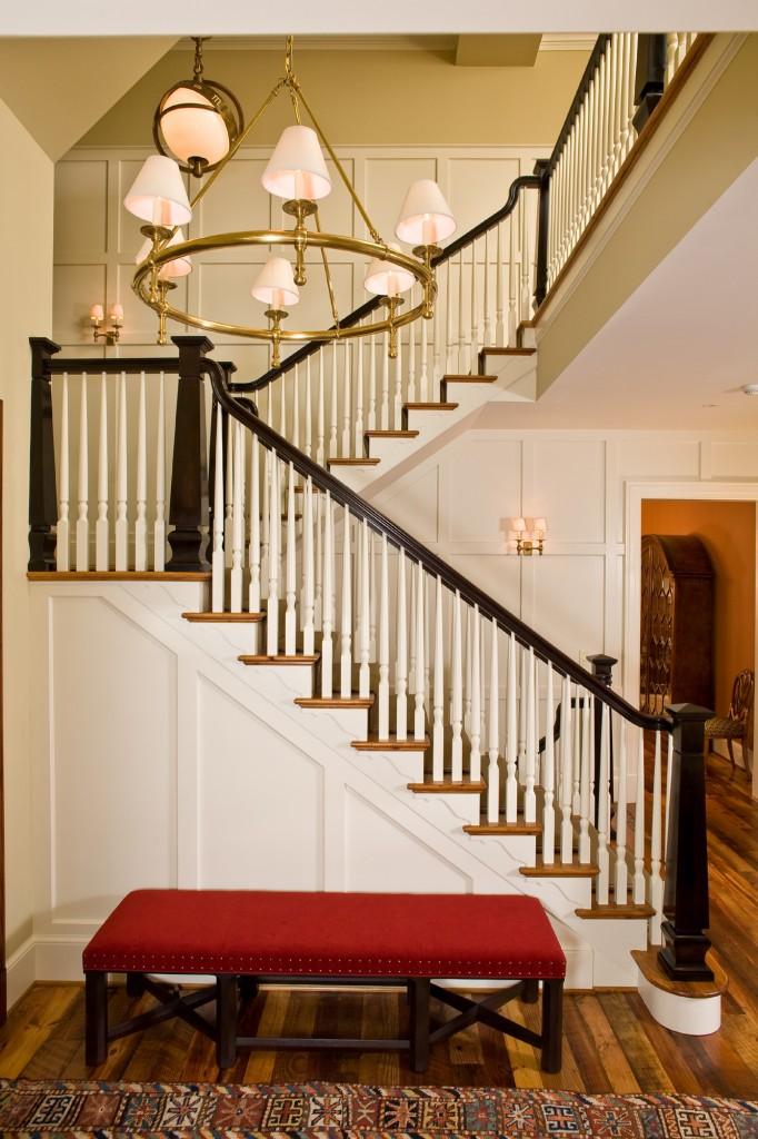 Vienna VA Staircase