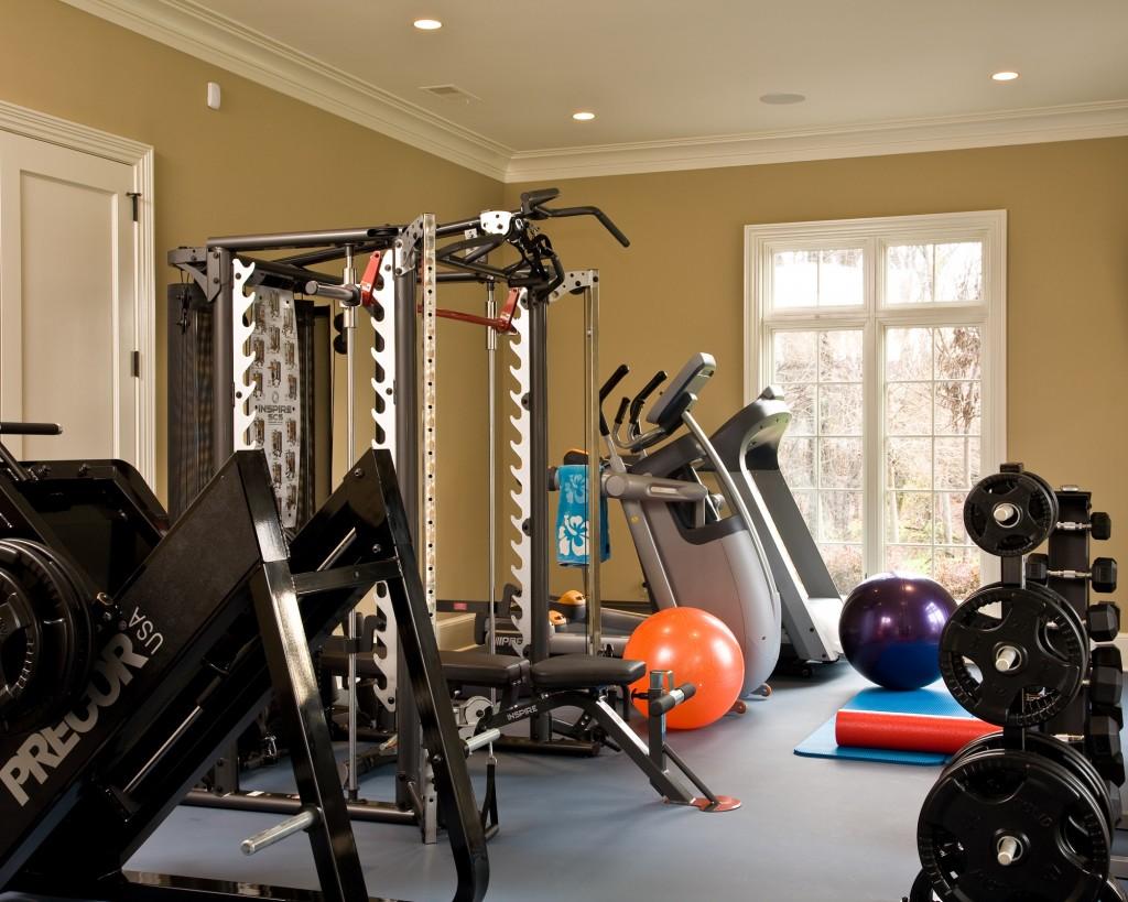 Vienna VA Home Gym