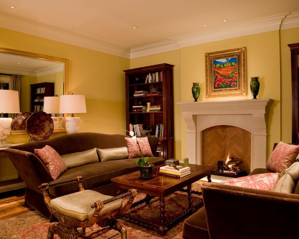 Vienna VA Living Room