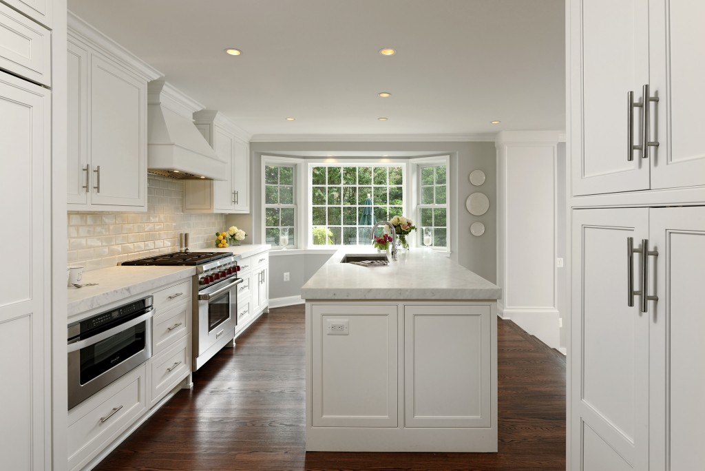 Bethesda MD Traditional Kitchen