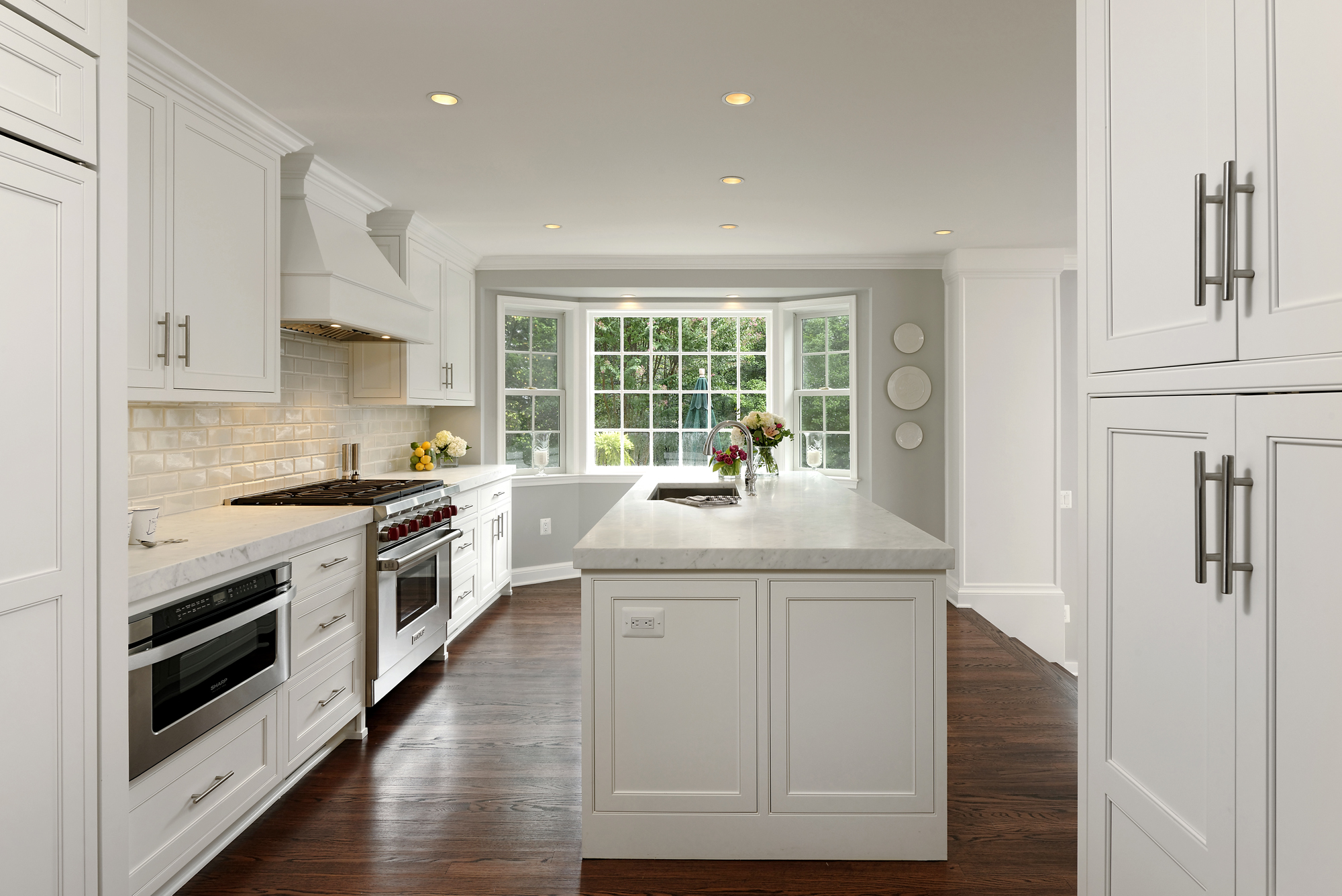 ... Bethesda MD Traditional Kitchen