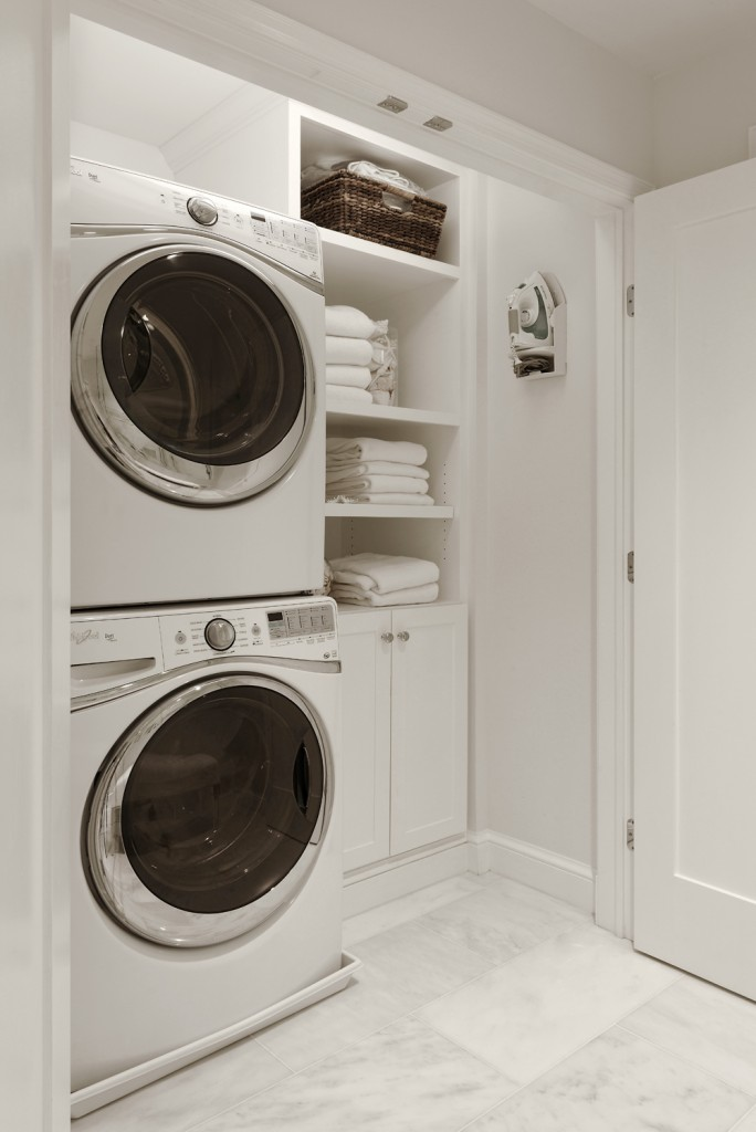Bethesda MD Traditional Laundry Room
