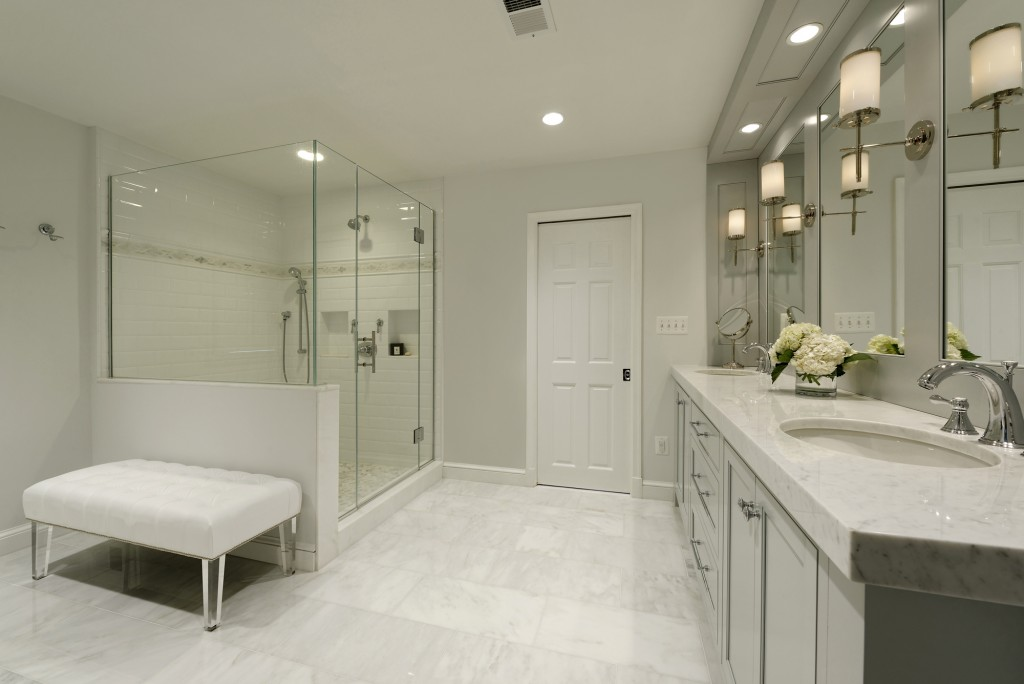 Bethesda MD Traditional Master Bathroom