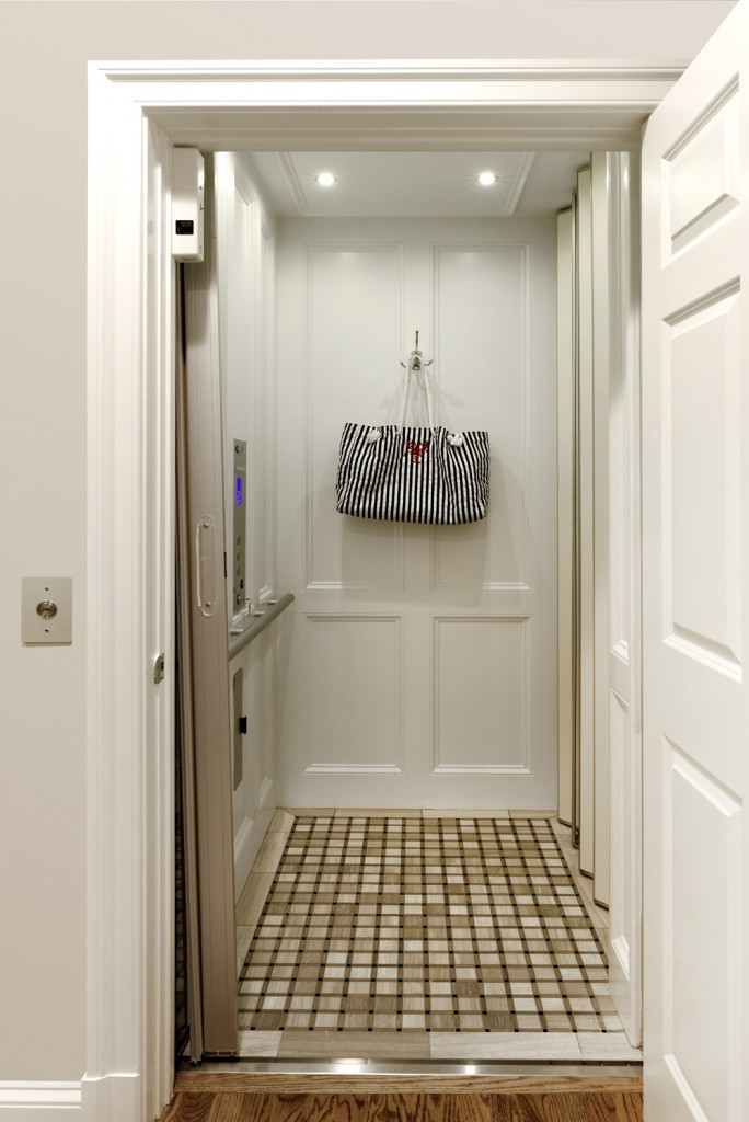 McLean VA Traditional Elevator