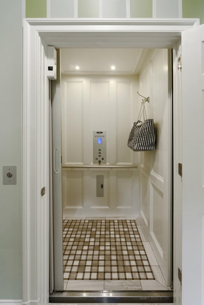 McLean VA Traditional Elevator