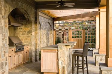 Outdoor Kitchen Renovation Photos