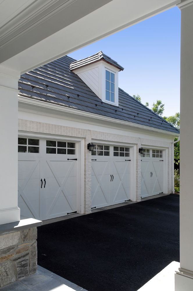 Potomac MD Whole House Renovation Garage