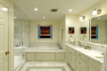 Condominium renovation in bethesda, md