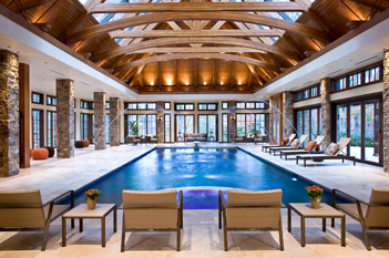 Potomac Indoor Pool Renovation
