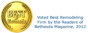 Best of Bethesda Gold Medal