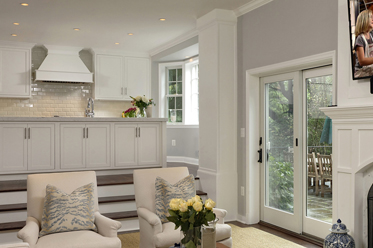 Whole House Renovation in Bethesda, MD