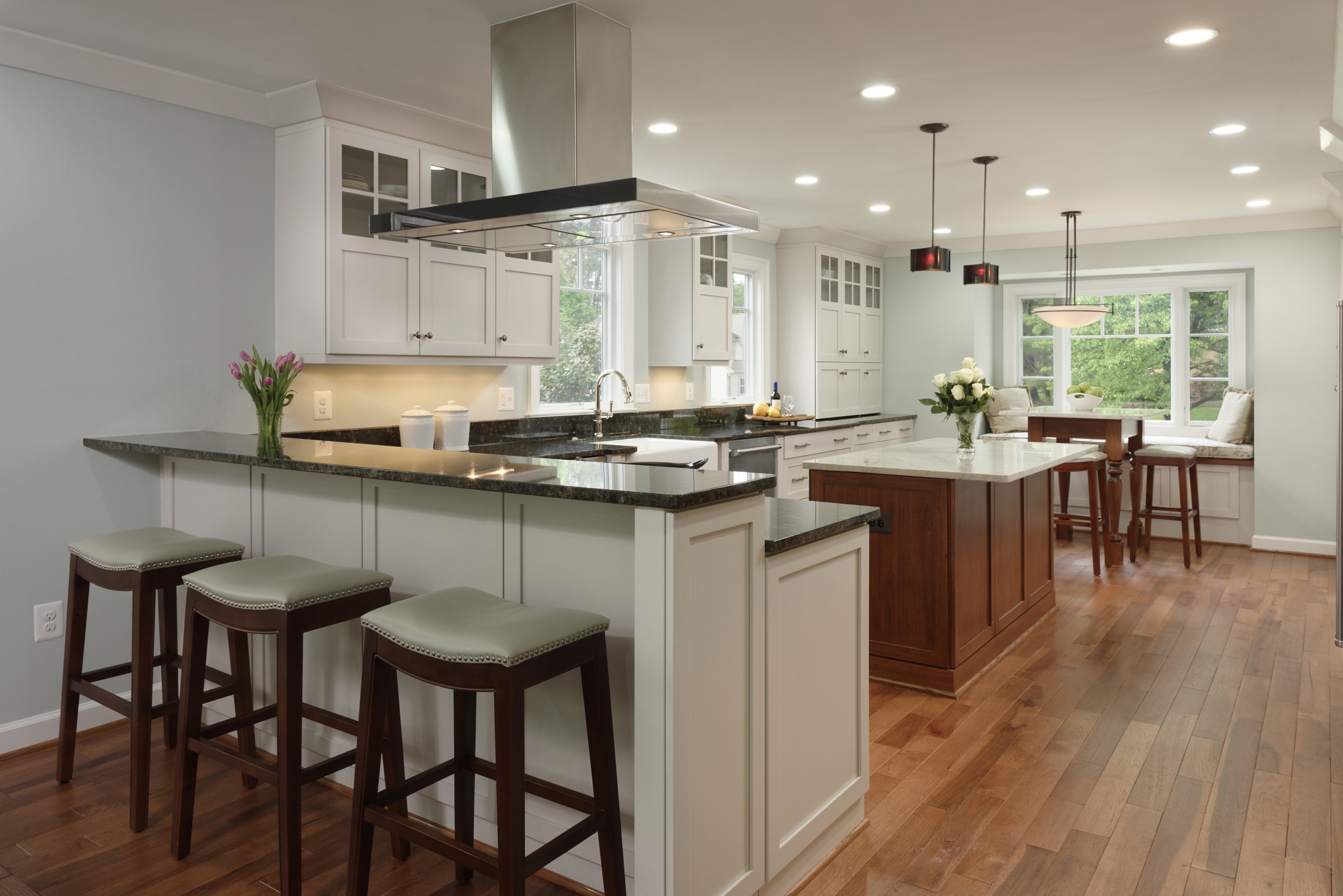 Gorgeous Kitchen Renovation In Potomac Maryland: Potomac, MD Kitchen Remodeler