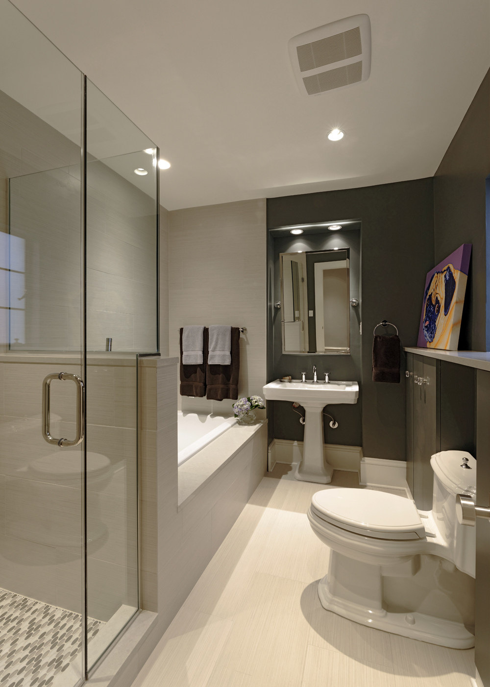 Luxury Kalorama Condo Renovation In Washington Dc Bowa