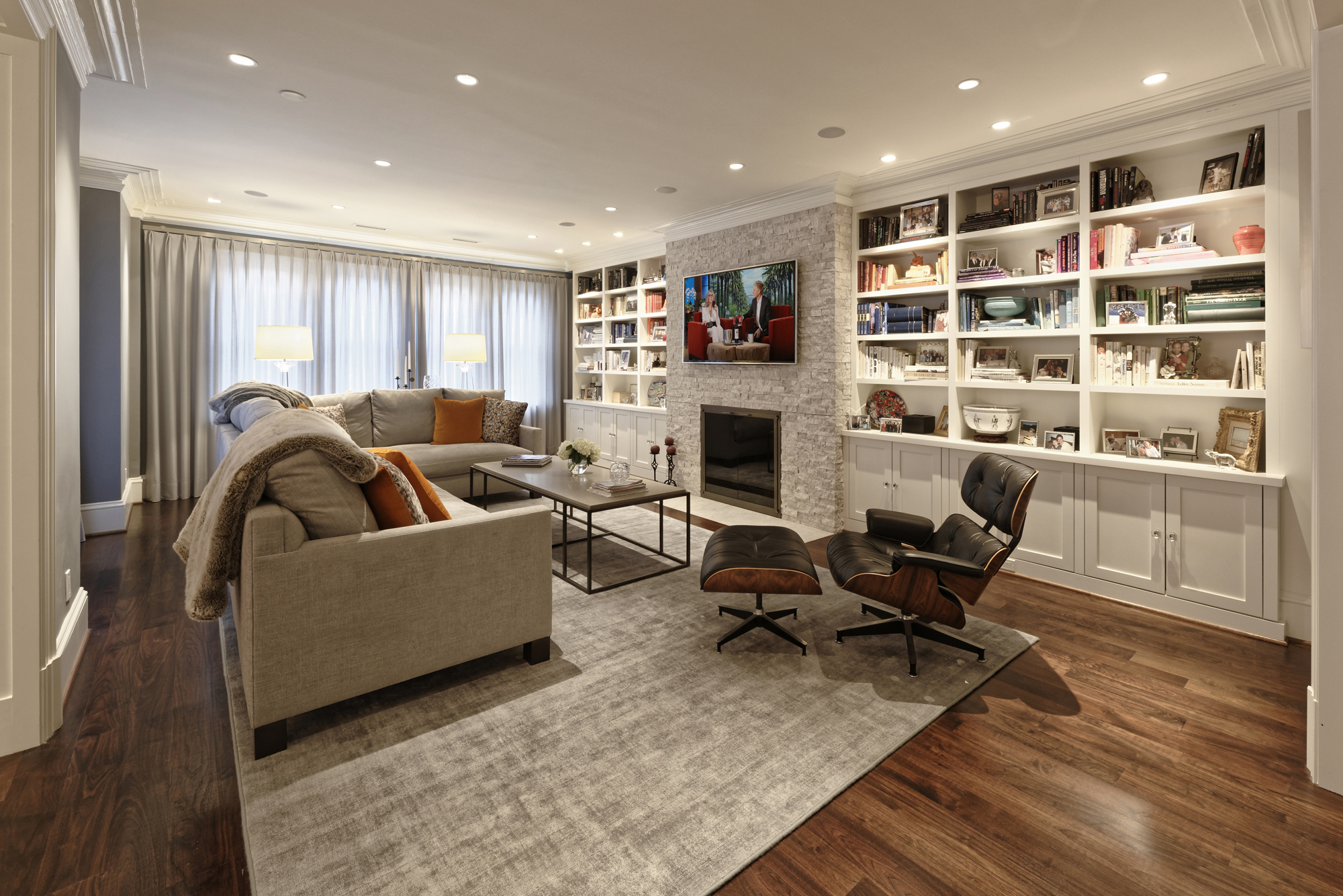 Luxury Kalorama Condo Renovation In Washington Dc Bowa
