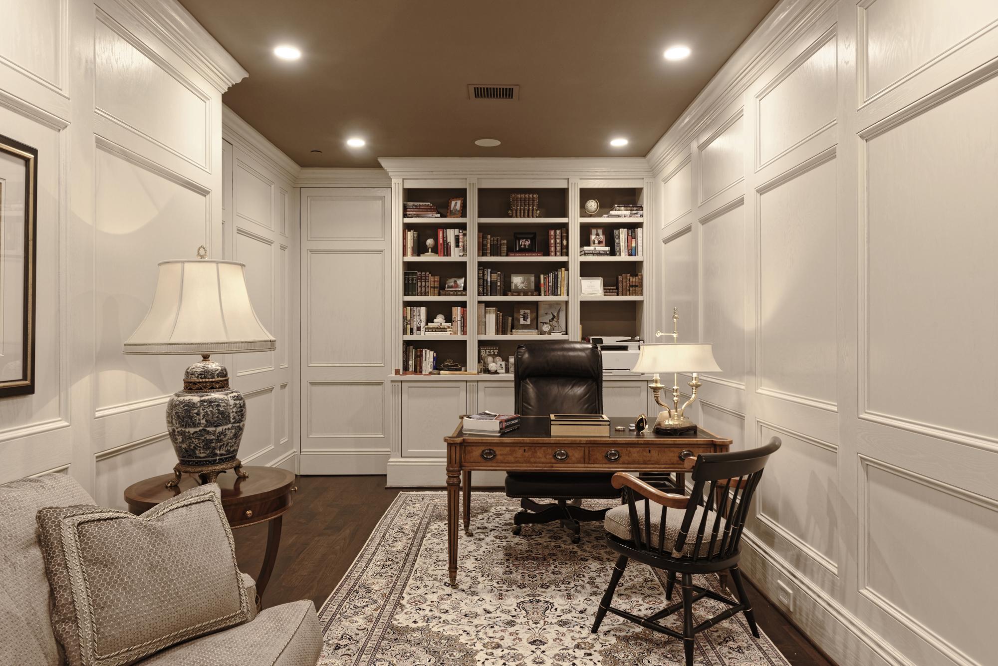 Arlington va whole condo renovation office