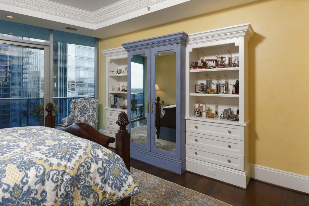 Arlington VA Whole Condo Renovation Bedroom