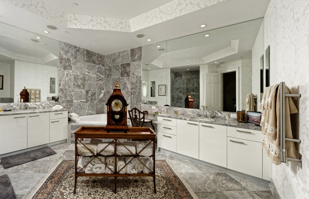 Arlington VA Whole Condo Renovation Bath
