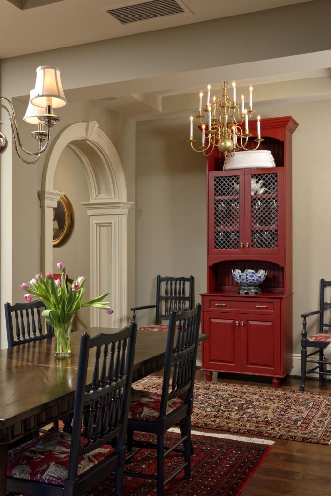 Arlington VA Whole Condo Renovation Dining