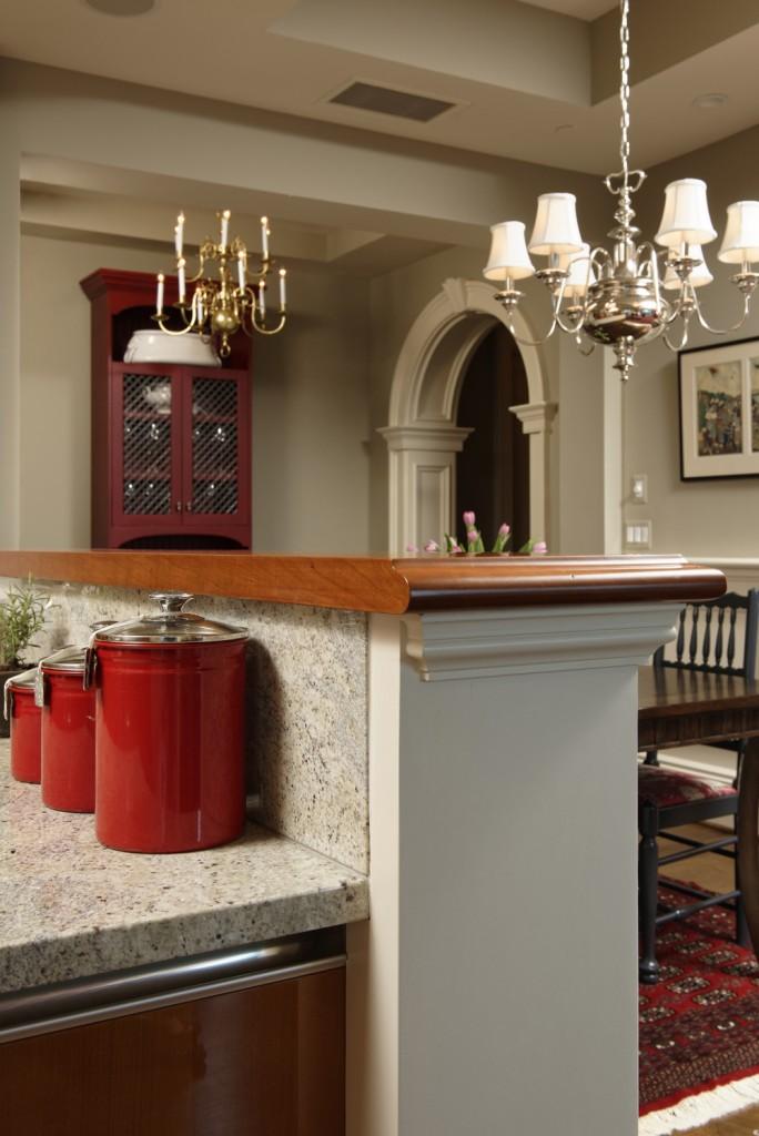 Arlington VA Whole Condo Renovation Kitchen