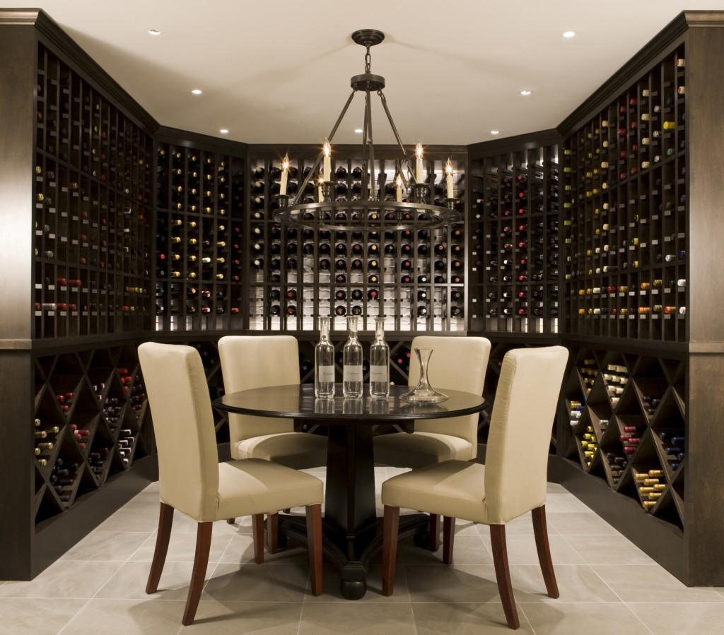 Great Falls Virginia Wine Room