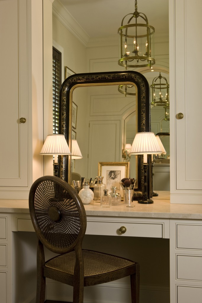 Great Falls Virginia Bathroom Vanity Table
