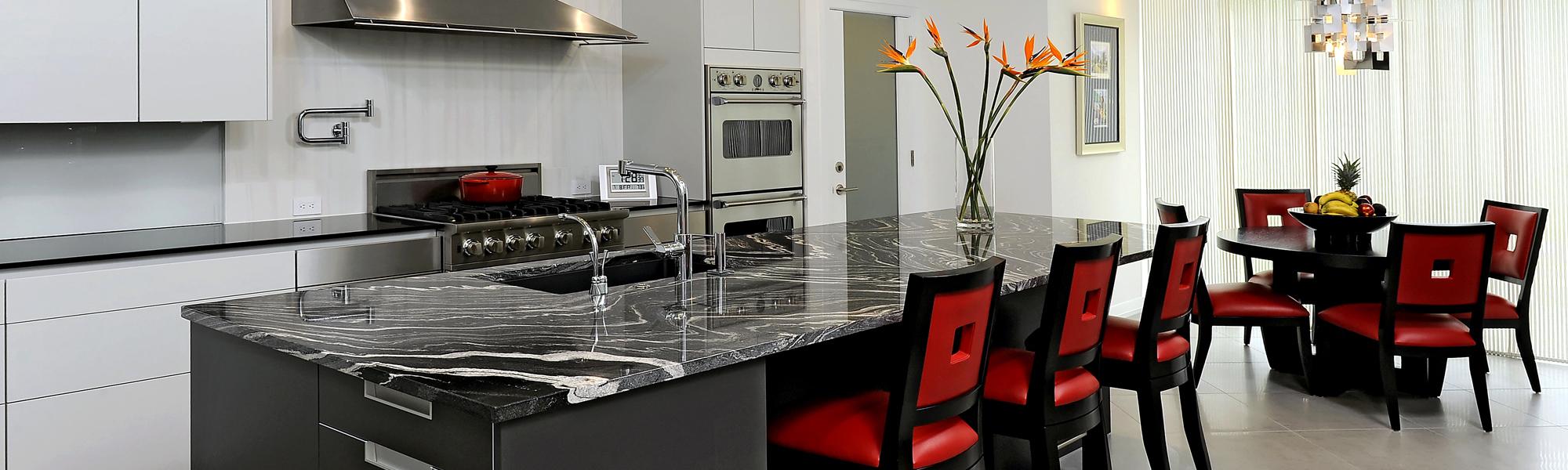 McLean Contemporary Kitchen Renovation