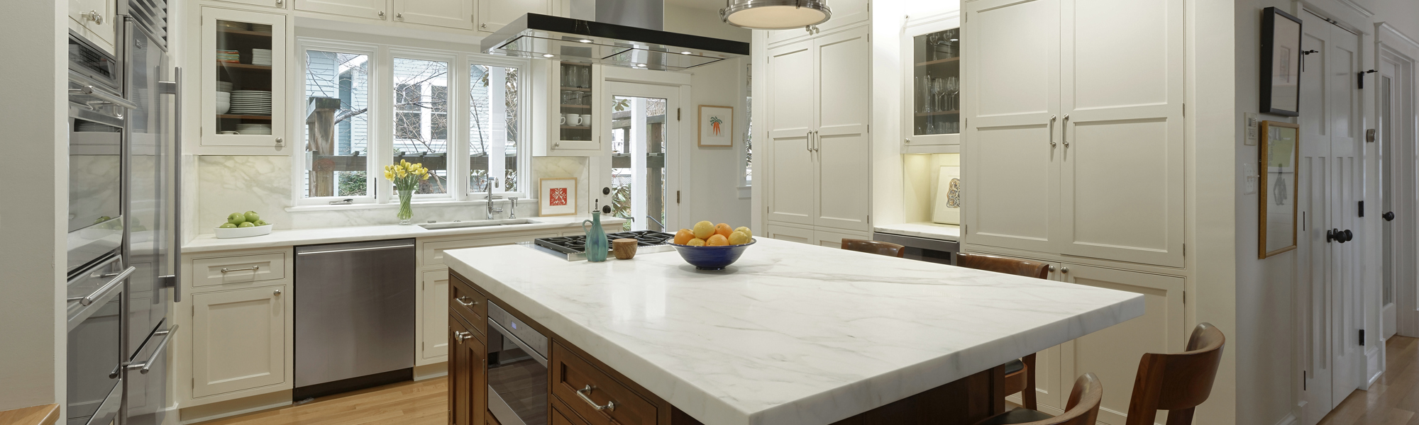 BOWA Design Build Kitchen Renovation
