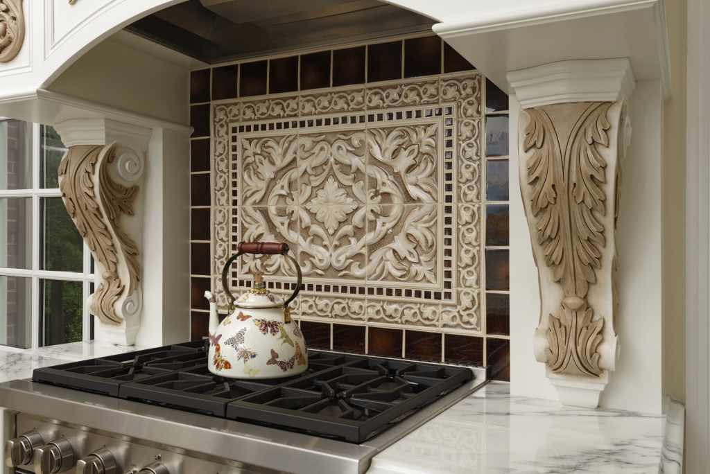 BOWA Design Build Tuscan Villa Inspired Kitchen Renovation