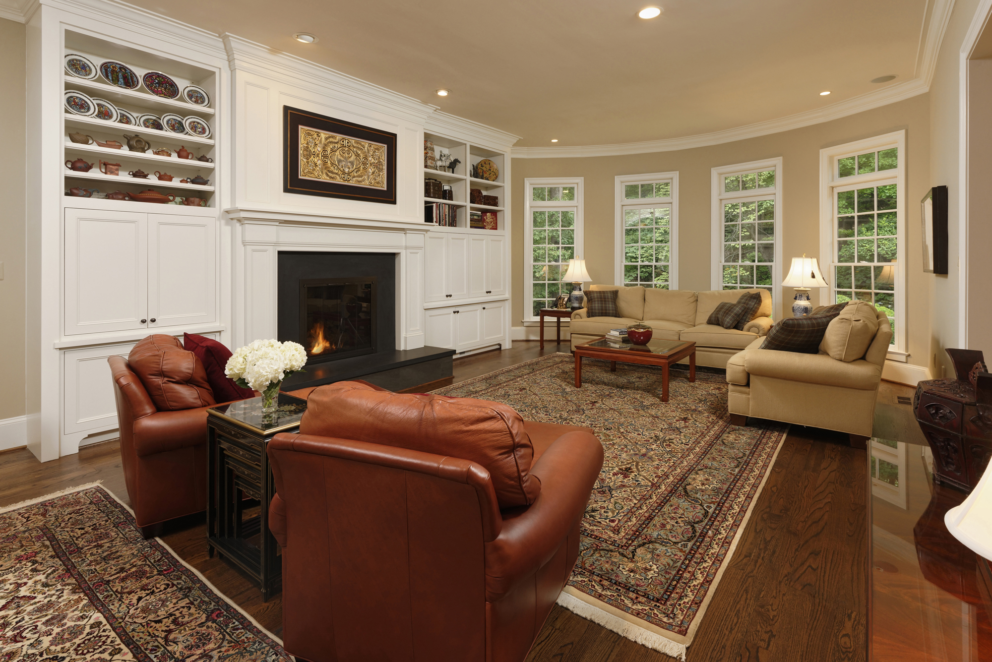 Traditional Home Renovation in McLean, VA | BOWA